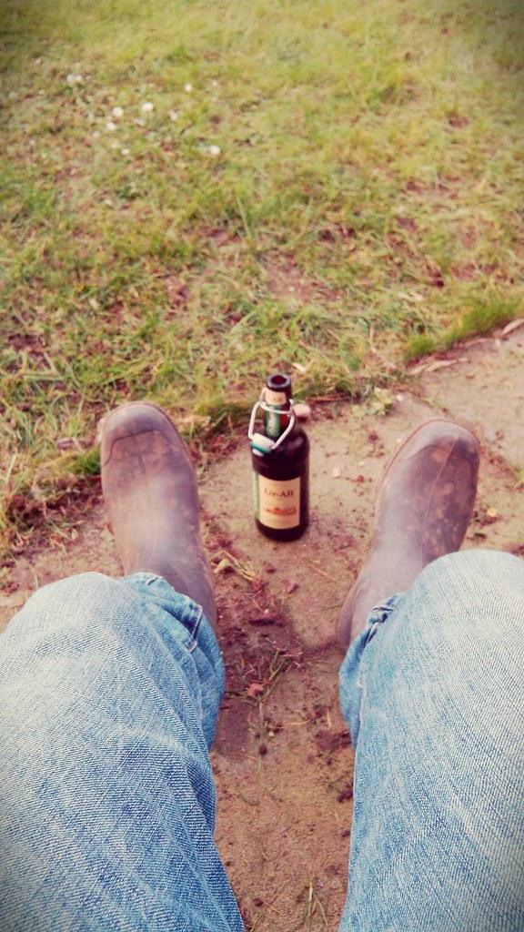 Das süße Landleben.