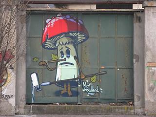 graffiti a bolzano - acciaierie -