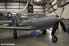 43-11727 - USAF - Bell P-63E Kingcobra - Pima Air and Space Museum, Tucson, Arizona - 141226 - Steven Gray - IMG_8913