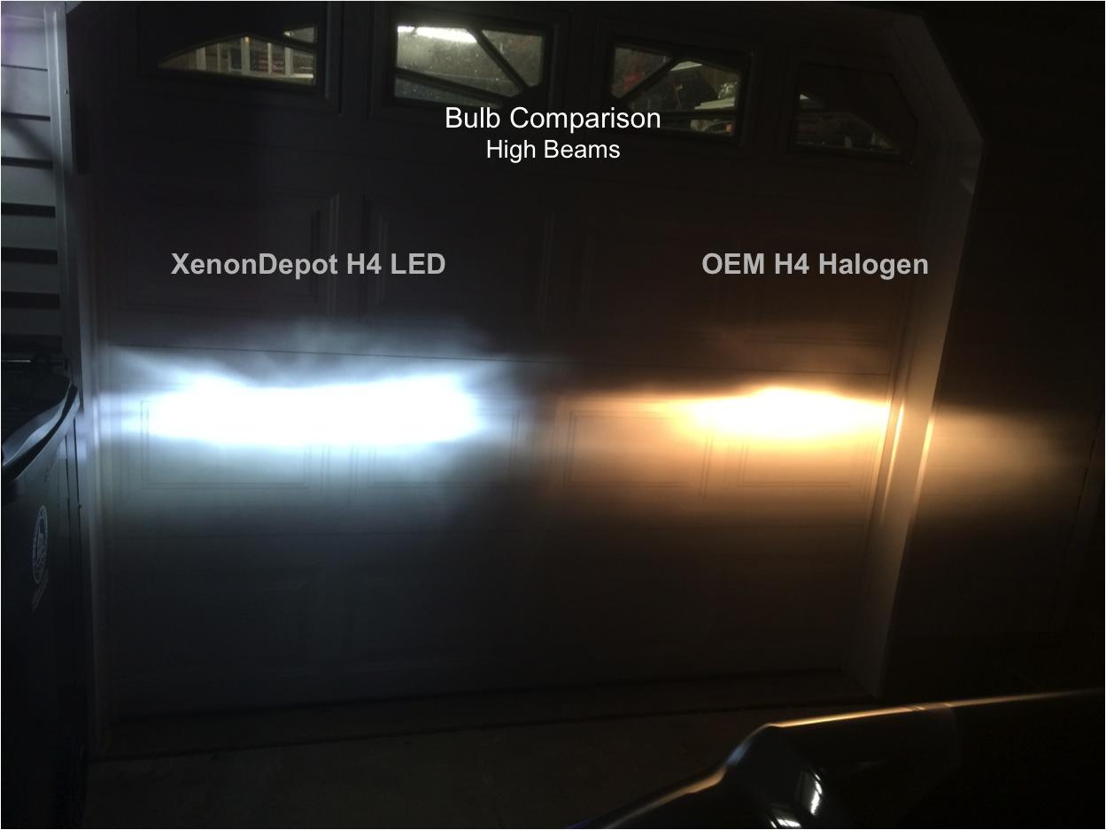 Xenondepot S Led Headlight Bulbs Tundratalk Net Toyota