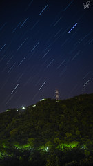 First time Startrails