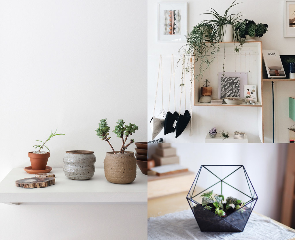 Houseplants and boho decor inspiration love from berlin for Indoor greenery ideas