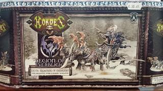 【玩具人路行鳥投稿】微縮模型─Legion of Everblight 滅世軍團─莉莉絲騎兵版製作分享