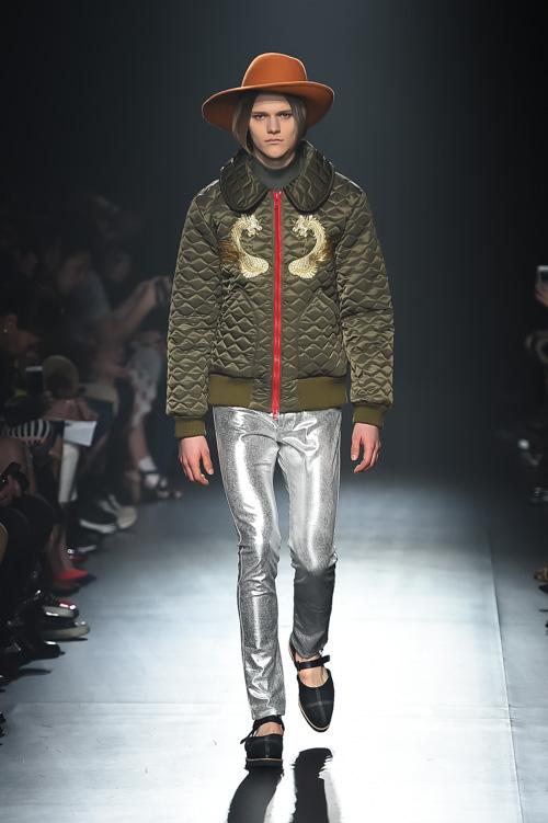 FW15 Tokyo DRESSCAMP012_Ryan Keating(Fashion Press)