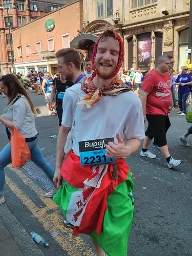 Thomas Pacey - Manchester 10km run