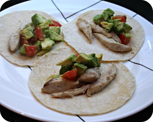 Mahi Mahi Tacos