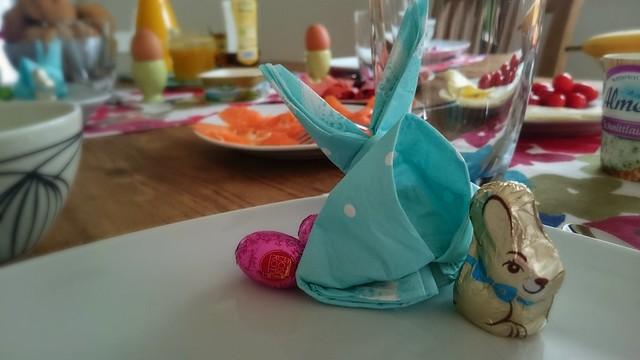 Osterfrühstück bei der NadelEule