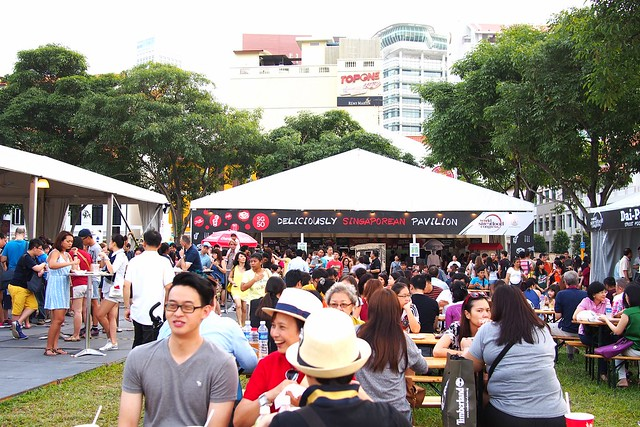 The World Street Food Congress 2015, Tan Quee Lan Street, Bugis, Singapore