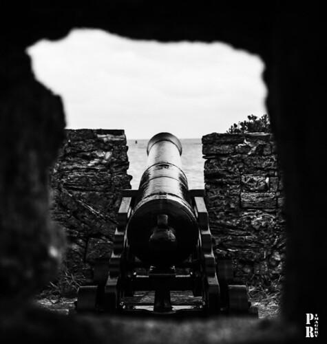 george iii stgeorges cannon bermuda gatesfort