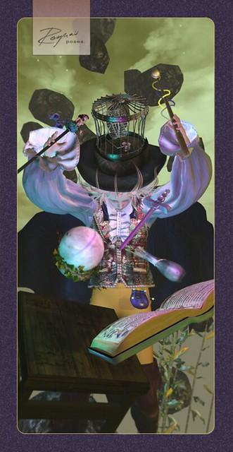 CyoT & ROQUAI - Tarot MAGE #8
