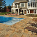 Small photo of Limestone Tiles Pool Application