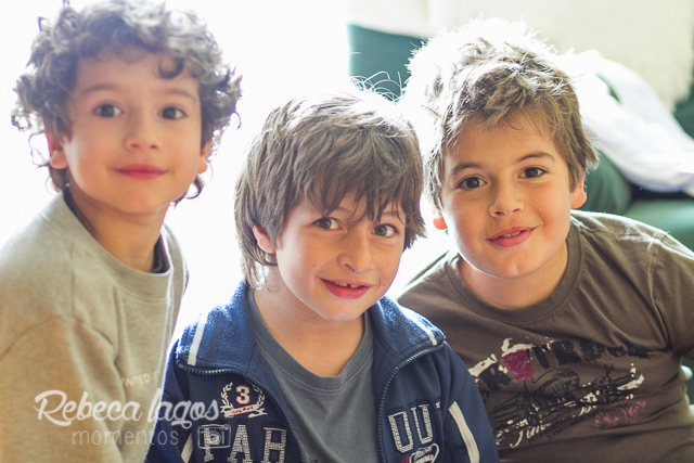 Los tres