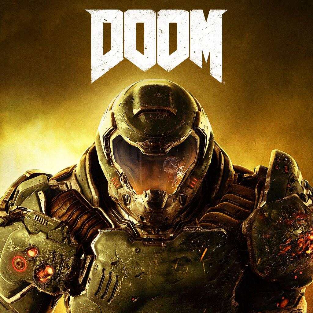 Doom (Disponível em 13/5)