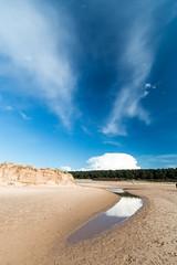 Holkham Beach Norfolk