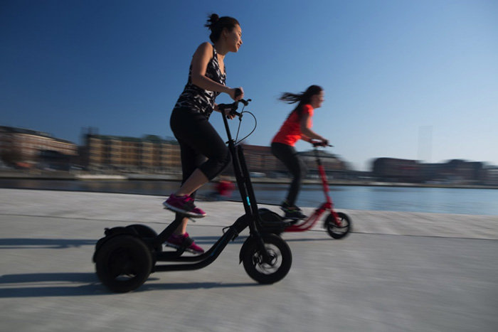 Me Mover - Bicycle inovation