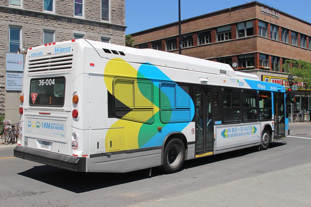 STM Nova Bus LFS HEV 36-004