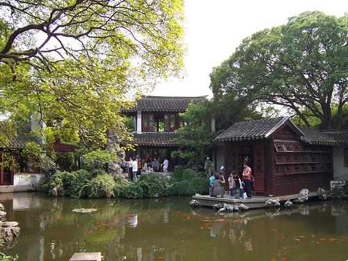 geo:lat=3115975600 geo:lon=12071639500 geotagged china chn jiangsu tongli tuisigarten 中国 同里 江苏 退思园