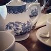 High tea, 7/16/16