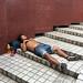 Stairway Sleeper