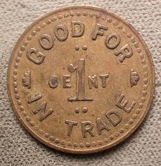 Lincoln State Hospital token reverse
