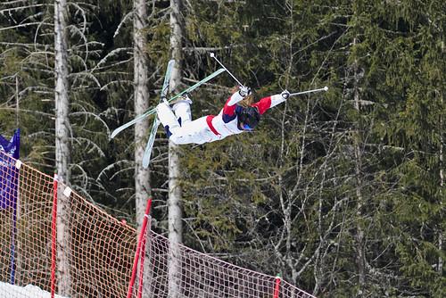 FIS Moguls Finale 2015 - Entrainement - Megève - 14-03-2015