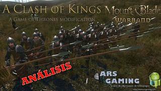 <h2>Clash of Kings: El mod de Juego de Tronos de Mount &#038; Blade Warband</h2>