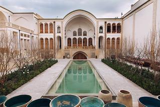 #kashan #iran #historical #house #manouchehri #qajar  #architecture #islamic