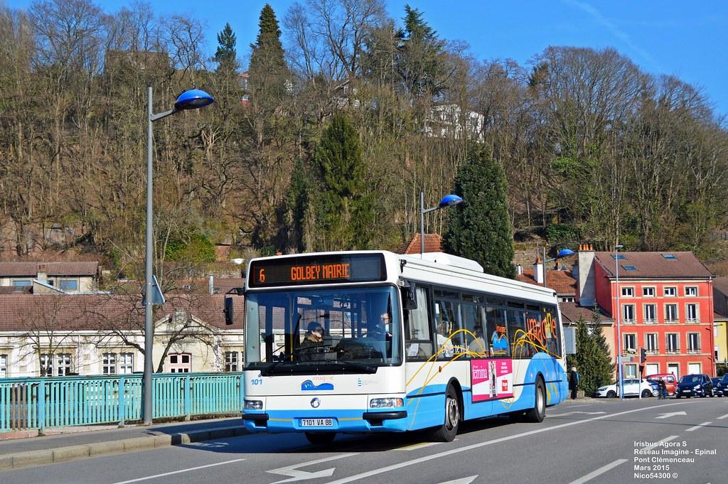 Irisbus Agora S n° 101 - Page 3 16334345203_d749a7b537_b