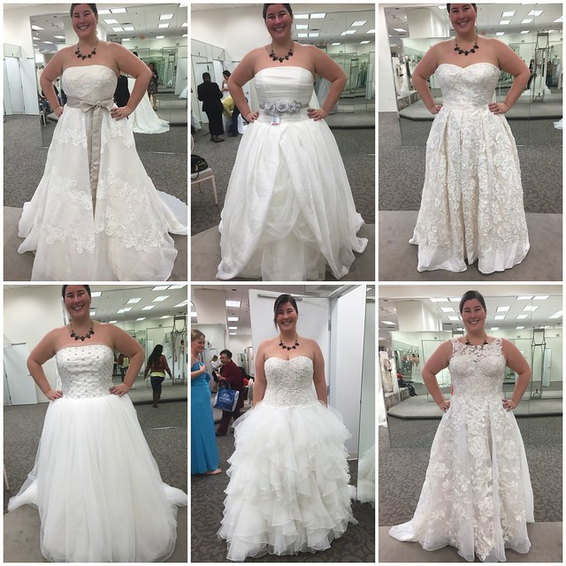 Gown Hunt: Plus-Size Edition | Gretchen, In-Between