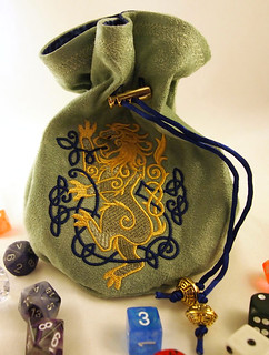 Celtic Lion Bag
