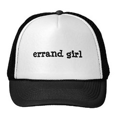 errand girl hat