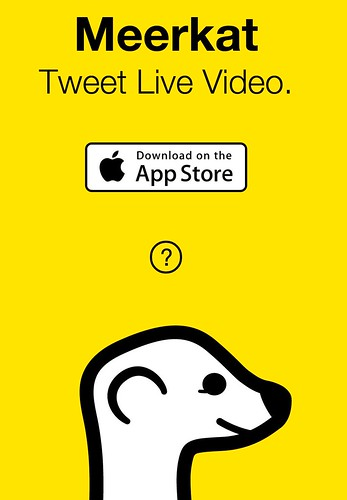 Meerkat - the future of live video streaming?