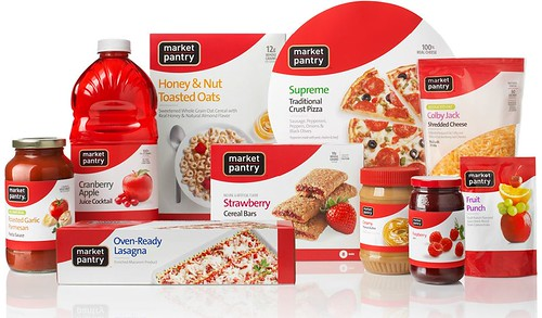 Market Pantry products