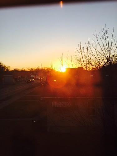 sunset sun horizon 2015 garyin