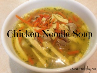 Chicken Noodle Soup Recipe by Donna Reish