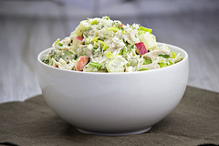 Fennel Chicken Salad