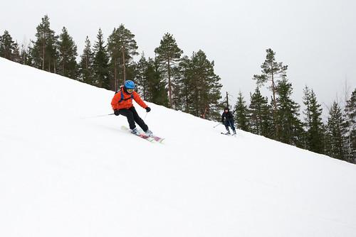 winter suomi finland nikon skiing talvi himos d600 poutapilvi poutapilviwebdesign