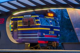 Train to Tallinn