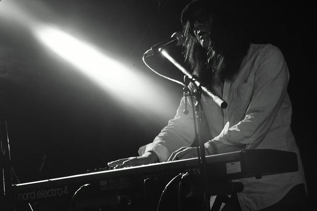 ファズの魔法使い live at Outbreak, Tokyo, 18 Mar 2015. 096