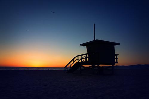 california sunset beach hermosabeach
