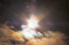 Solar Eclipse of the Sun via the Moon on 20th March 2015 at 10.26am in Wigan, UK