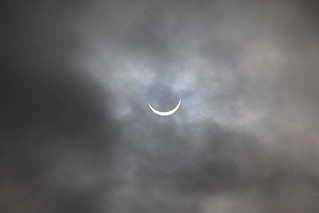 Smiley Solar Eclipse