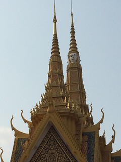 Image of Royal Palace. cambodia phnompenh royalpalace