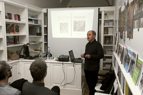 Představení a křest 4 metodik NPÚ, 23.3.2014