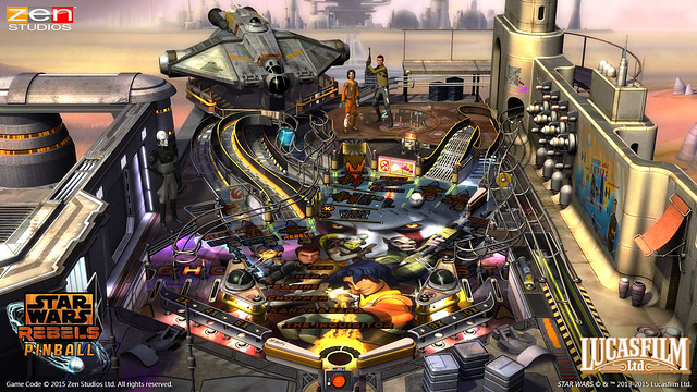 Zen Pinball 2: Star Wars Rebels