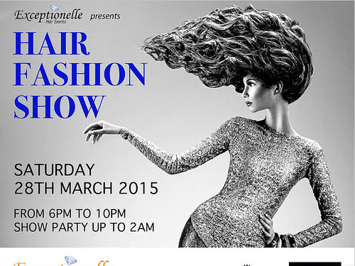 Exceptionelle Hair Show in Liverpool
