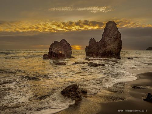 sanfrancisco sunset bayarea marinheadlands rodeobeach