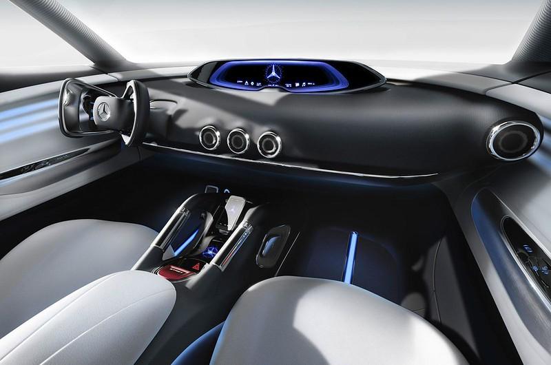 Салон Mercedes-Benz G-Code