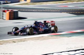 Carlos Sainz Jr. -Toro Rosso-