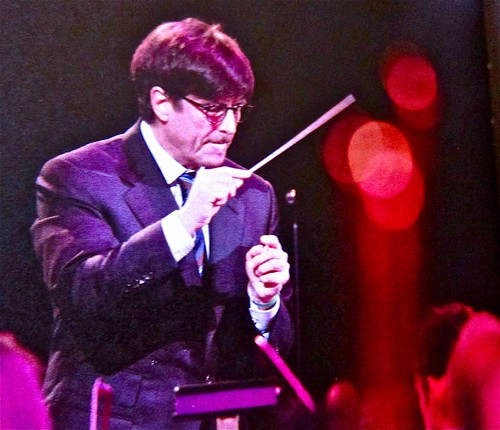 thomas newman conducts academy orchestra